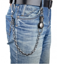 Chain on pants Medallion