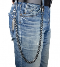 Chain on pants Feather