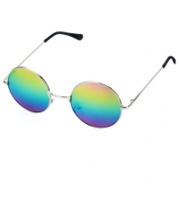 Round colorful sunglasses