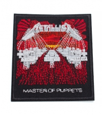 Patch Metallica: Master of puppets