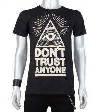 Tshirt Don't trust anyone