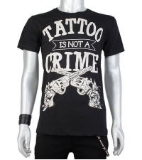 Tshirt Tattoo is not a crime