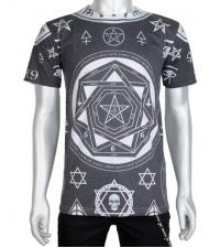 Marškinėliai Kill star