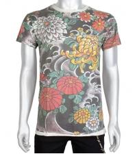 Marškinėliai Flower print