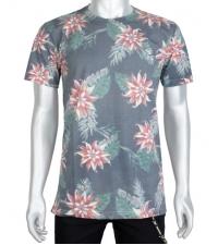 T-shirt Tropical Vest