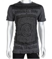 T-shirt Square mandala