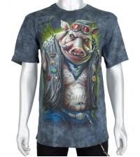 Marškinėliai Wild boar