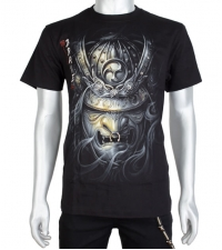 T-shirt Glow in the dark Samurai