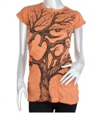 Women's t-shirt OM orange