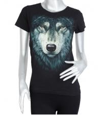 Women's t-shirt  Wolf