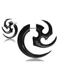 Earring 3 spirals