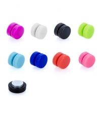 Colorful magnetic earring Diameter 8mm