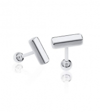 Earring Prism Thickness 1.2mm Length 7mm