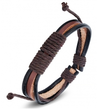 Bracelet bongo Brown shades