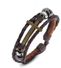 Bracelet bongo Cross