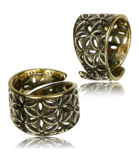 Ring Flower pattern