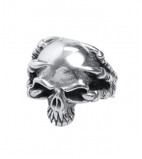 Žiedas Skull