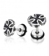 Earring independent Thickness 1.2mm Length 7mm