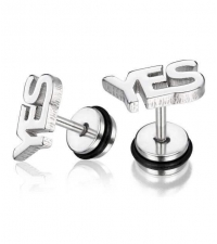 Earring YES Thickness 1.2mm Length 7mm