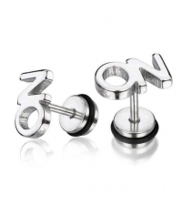 Earring ON (NO) Thickness 1.2mm Length 7mm