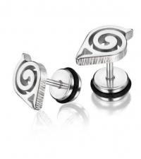 Earring Naruto Thickness 1.2mm Length 7mm