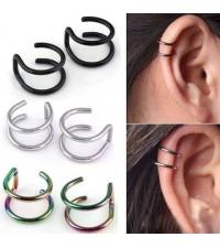 Ear cuff Double