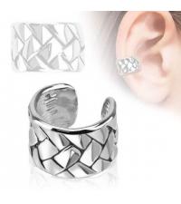 Ear cuff Tressed