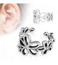 Ear cuff Flowers