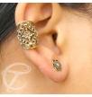 Karališka gėlė Netikras ausies kremzlės auskaras